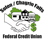 Solon Chagrin Falls Federal Credit Union logo